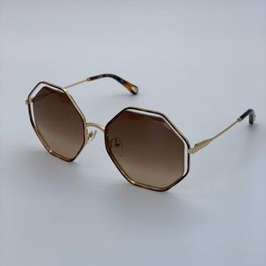 Brand NEW Chloe  CE132S 213 Oversized Sunglasses